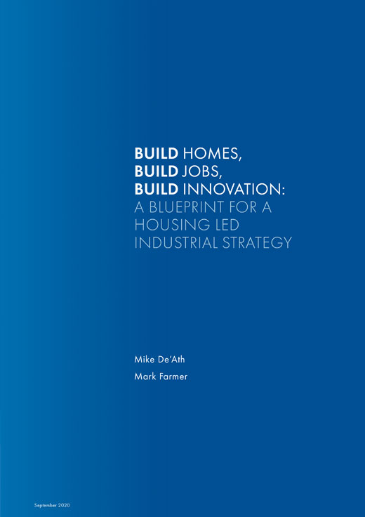 Cast CEO Co-Authors New Report Urging Government To Accelerate Adoption Of Modular Homebuilding - Cast
