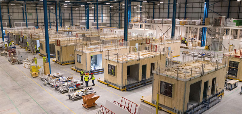 Cast CEO Co-Authors New Report Urging Government To Accelerate Adoption Of Modular Homebuilding