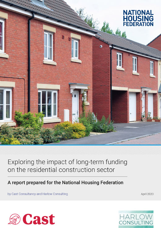 Cast Leads Report For National Housing Federation On Affordable Housing Funding Cycles - Cast