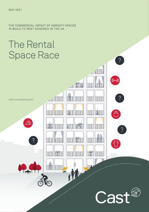 The Rental Space Race – The Commercial Impact Of Amenities In Build To Rent Schemes In The UK - Cast