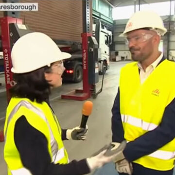BBC Breakfast: Ilke Homes & Places For People Announce The Largest Ever Modular Housing Deal