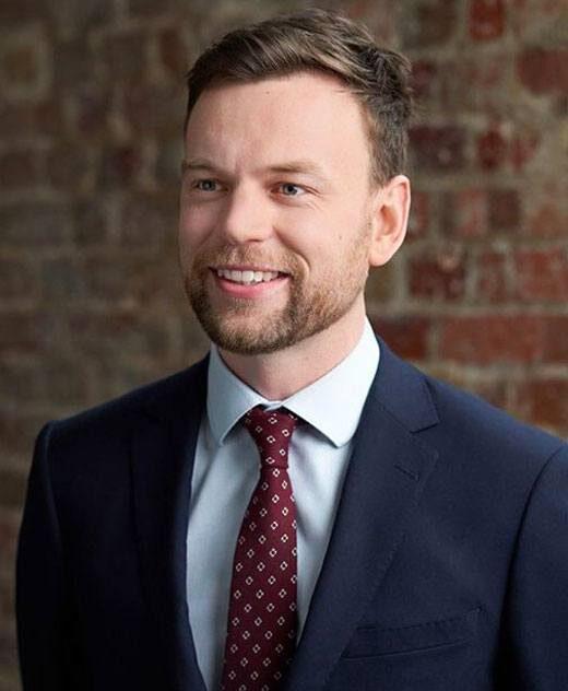 Joel Hallam - Cast
