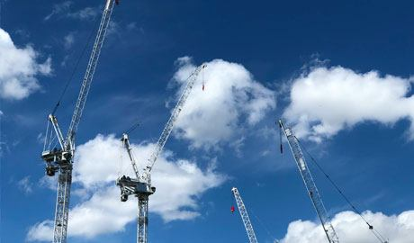 Construction Leadership and Transforming Construction - Cast