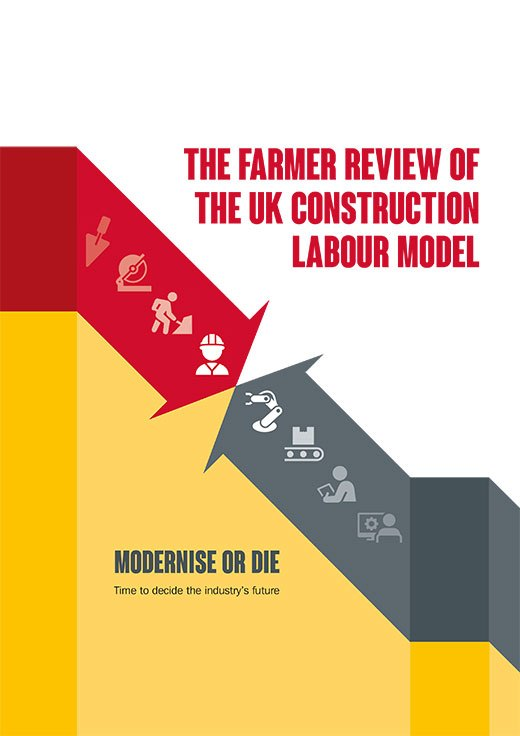 The Farmer Review of the UK Construction Labour Model - Cast