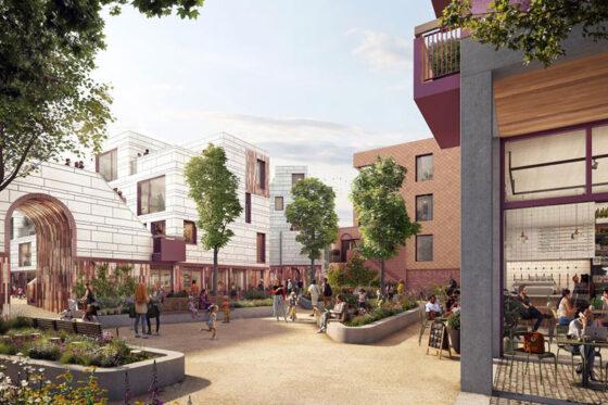 Vaux Housing